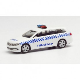 Herpa 095815 VW Passat Variant 'Victoria Police'