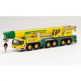 Herpa 312882 Liebherr LTM 1300-6.2 mobile crane 'HKV Krane' (Nordrhein-Westfalen|Köln)