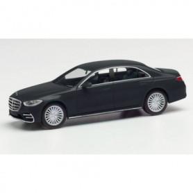 Herpa 420907 Mercedes-Benz S-Klasse, black
