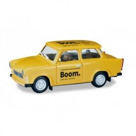 Herpa 430852 Trabant 601 S 'Boom | 4. Sächsische Landesausstellung'