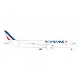 Herpa Wings 530217-001 Flyplan Air France Boeing 787-9 Dreamliner - F-HRBH