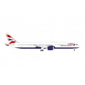 Herpa Wings 534802 Flyplan British Airways Boeing 787-10 Dreamliner – G-ZBLA