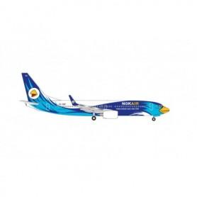 Herpa Wings 534888 Flyplan Nok Air Boeing 737-800 – HS-DBP 'Nok Petchnaamngern'