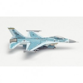 Herpa Wings 571159 Flyplan U.S. Air Force Lockheed Martin F-16C Fighting Falcon - 64th Aggressor Squadron