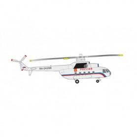 Herpa Wings 571227 Helikopter Rossiya Special Flight Unit Mil Mi-8P – RA-24299
