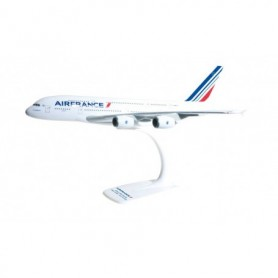 Herpa Wings 608466-001 Flyplan Air France Airbus A380-800 - Farewell Flight – F-HPJH