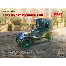 ICM 35658 Type AG 1910 London Taxi