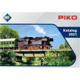Media KAT527 Piko Katalog 2021 H0 1:87