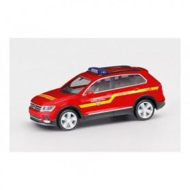"""Herpa 095969 VW Tiguan command vehicle """"Feuerwehr Goslar"""""""