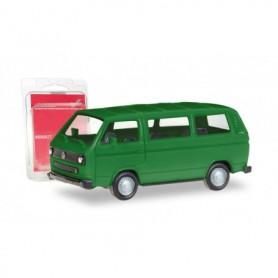 Herpa 013093-003 Herpa MiniKit. VW T3 Bus, green