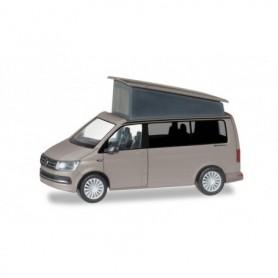 Herpa 028745-003 VW T6 California, ascot grey