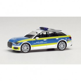 """Herpa 095907 Audi A6 Avant """"Polizei Rheinland Pfalz"""""""