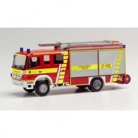 """Herpa 095914 Mercedes-Benz Atego 04 HLF """"Feuerwehr Rhede"""""""