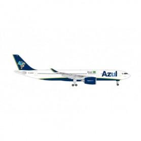 Herpa Wings 534987 Flygplan Azul Brazilian Airlines Airbus A330-900neo, 'O mundo é Azul'