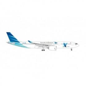 Herpa Wings 535021 Flygplan Garuda Indonesia Airbus A330-900neo