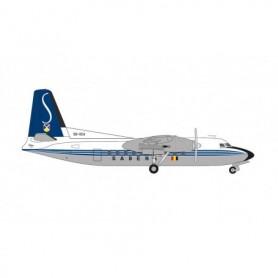 Herpa Wings 571135 Flygplan Sabena Fokker F27 Friendship