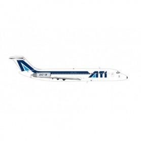 Herpa Wings 571234 Flygplan ATI - Aero Trasporti Italiani Douglas DC-9-30, 'Basilicata'