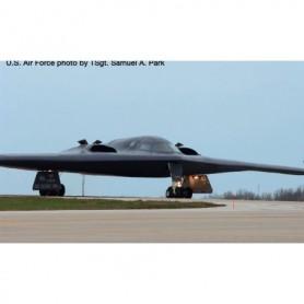 Herpa Wings 571265 Flygplan U.S. Air Force Northrop Grumman B-2A Spirit - 13th Bomb Squadron 'Grim Reapers', 309th Bomb Wing,...