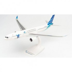 Herpa Wings 613132 Flygplan Garuda Indonesia Airbus A330-900neo