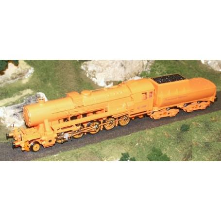 """Märklin 34155 Ånglok klass BR 52 Orange """"Göppingen 18.10.1996"""""""