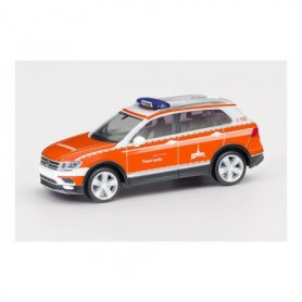 "Herpa 096072 VW Tiguan ""Fire brigade Kassel"""