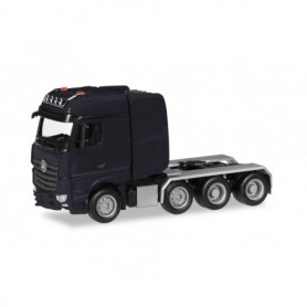 Herpa 307734-004 Mercedes-Benz Arocs Bigspace heavy duty rigid tractor, black