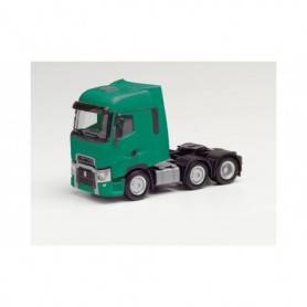 Herpa 311588-002 Renault T 6×2 tractor unit, mint green