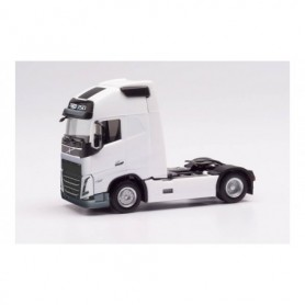 Herpa 313346 Volvo FH 16 Gl. XL 2020 basic-tractor, white