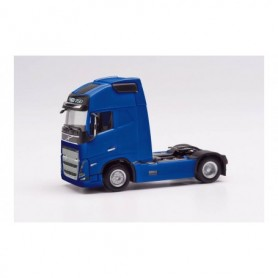 Herpa 313353 Volvo FH 16 Gl. XL 2020 exclusiv- tractor, blue
