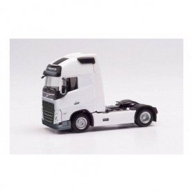 Herpa 313360 Volvo FH Gl. XL 2020 basic-tractor, white