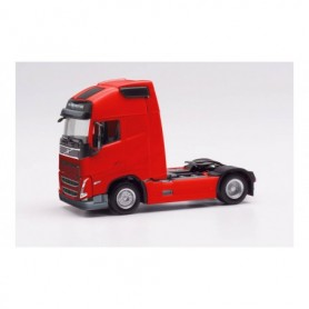 Herpa 313377 Volvo FH Gl. XL 2020 extended equipment tractor, red