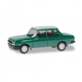 Herpa 420396-002 Wartburg 353 '84 Sedan, patina green