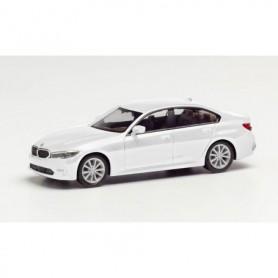 Herpa 420518-002 BMW 3er Limousine, alpine white