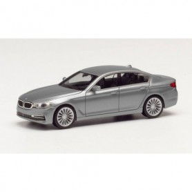 Herpa 430692-003 BMW 5™ Limousine, bluestone metallic