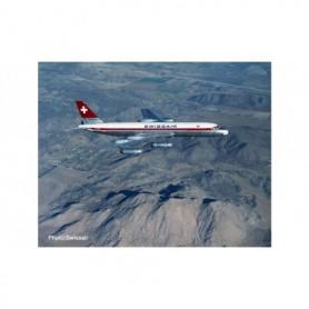 "Herpa Wings 535168 Flygplan Swissair Convair CV-990 ""Coronado"" – HB-ICC ""St. Gallen"""