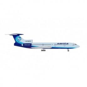 Herpa Wings 571388 Flygplan Alrosa Tupolev TU-154M - Last commercial TU-154 flight, October 28, 2020 – RA-85757