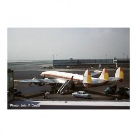 "Herpa Wings 571395 Flygplan Iberia Lockheed L-1049G Super Constellation – EC-AIO ""Niña"""