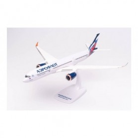 "Herpa Wings 613217 Flygplan Aeroflot Airbus A350-900 – VQ-BFY ""P. Tchaikovsky"""