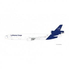 Herpa Wings 613224 Flygplan Lufthansa Cargo McDonnell Douglas MD-11F – D-ALCD