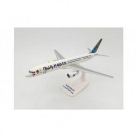 "Herpa Wings 613262 Flygplan Iron Maiden (Astraeus) Boeing 757-200 ""Ed Force One"""
