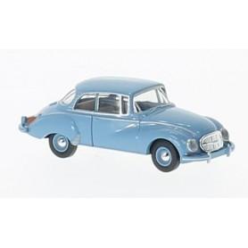 Brekina 28019 Auto Union 1000 S Limousine, ljusblå