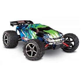 Traxxas 71054-1-GRN E-Revo 1/16 4WD RTR TQ Grön - Med Batteri/Laddare