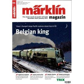 Märklin 345118 Märklin Magazin 6/2020 Engelska