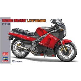 Hasegawa 21728 Motorcykel SUZUKI RG400 LATE VERSION