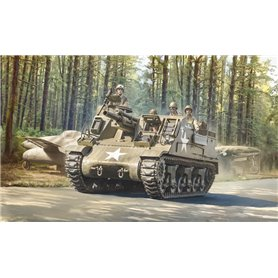 Italeri 6580 Tanks M7 Priest