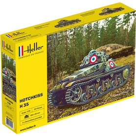 Heller 81132 Tanks Hotchkiss H 35