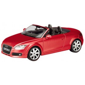 Schuco 04781 Audi TT Roadster, brilliant red