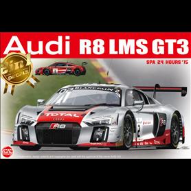 Nunu 24004 Audi R8 LMS GT3 SPA 24 Hours 2015