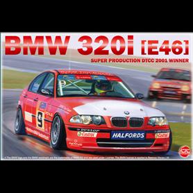 Nunu 24007 BMW 320 [E46] SUPER PRODUCTION DTCC 2001 WINNER