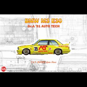 Nunu 24014 BMW E30 '93 JTC & '91 MACAU GP AUTO TECH